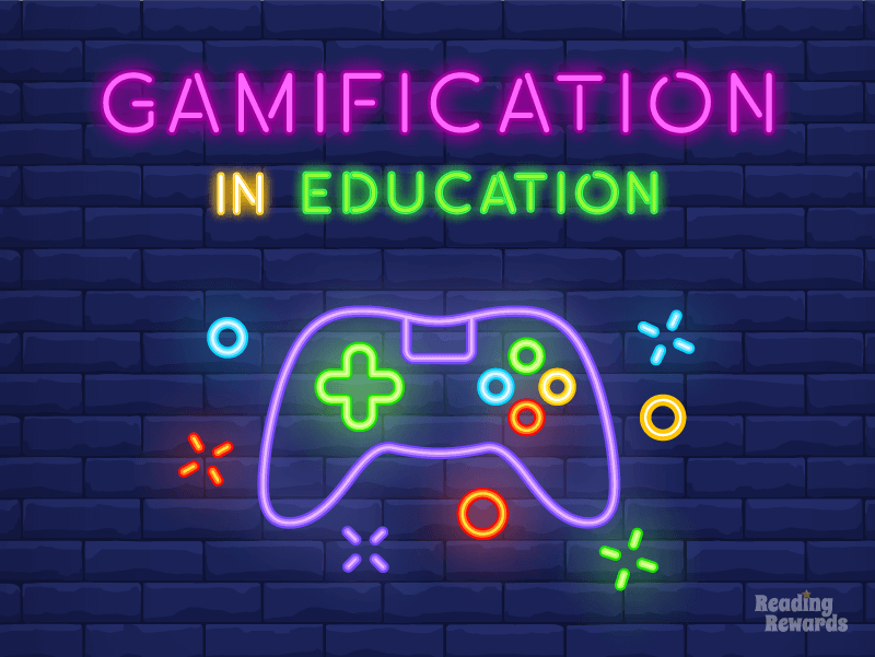 a visual about gamification in education